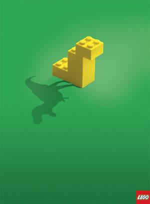 Lego Imagination Ad