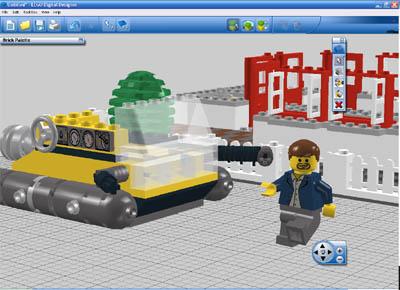 My Legoland Avatar