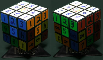 Rubik's Cube Layer One