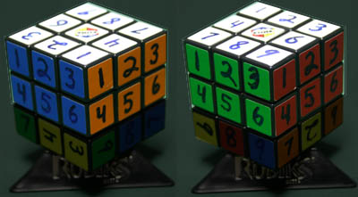 Rubik's Cube Layer TWo
