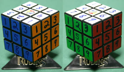 Rubik's Cube Layer Three