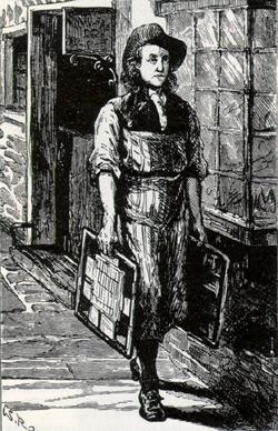 Benjamin Franklin age 12