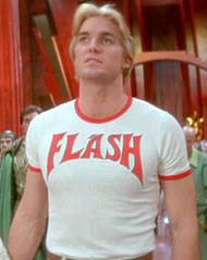 Flash Gordon, Quarterback NY Jets