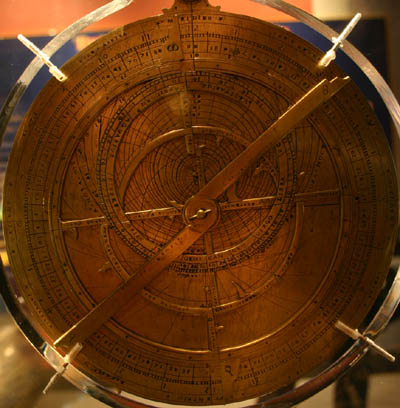 French Astrolabe, 1600s