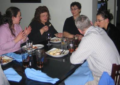 NCSBC 2008 Dinner