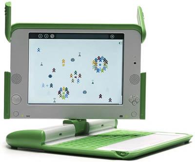 OLPC Network Neighborhood